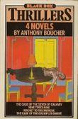 Four Novels (Black Box Thriller S)