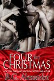 Four For Christmas (Ménage and More Book 3)