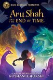 Aru Shah and the End of Time (Thorndike Press Large Print Literacy Bridge Series)