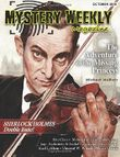 Mystery Weekly Magazine: October 2016: Sherlock Holmes Double Issue (Mystery Weekly Magazine Issues)