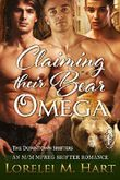 Claiming Their Bear Omega: An MM Mpreg Shifter Romance (English Edition)