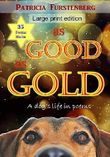 As Good as Gold: A dog's life in poems, Large Print Edition