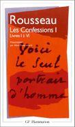 Les Confessions, tome 1 : Livres I à VI