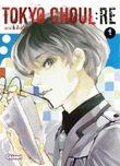 """Buch in der Ähnliche Bücher wie """"Tokyo Ghoul:re 03"""" - Wer dieses Buch mag, mag auch... Liste"""