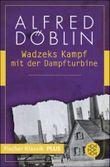 Wadzeks Kampf mit der Dampfturbine: Roman (Fischer Klassik PLUS)