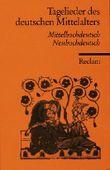 Tagelieder des deutschen Mittelalters