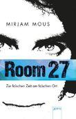 """Buch in der Ähnliche Bücher wie """"Room 27"""" - Wer dieses Buch mag, mag auch... Liste"""