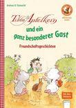 Tilda Apfelkern und ein ganz besonderer Gast. Freundschaftsgeschichten