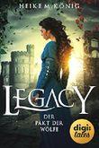 Legacy - Der Pakt der Wölfe