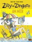 Zilly und Zingaro. Am Meer