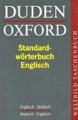 Duden Oxford Standardwörterbuch Englisch