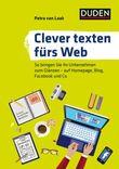 Duden Ratgeber – Clever texten fürs Web