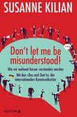 Don t let me be misunderstood