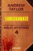 Todessonate: Biblio-Mysteries 4