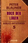 Buch der Lügen: Biblio-Mysteries 5
