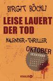 Oktober - Leise lauert der Tod