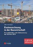 Kostenrechnung in der Bauwirtschaft: Praxisleitfaden unter Einbeziehung der KLR-Bau 2016 (inkl. E-Book als PDF)