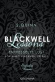 Blackwell Lessons - Entfesselte Lust