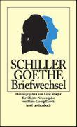 Der Briefwechsel zwischen Schiller und Goethe