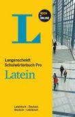 Langenscheidt Schulwörterbuch Pro Latein - Buch mit Online-Anbindung