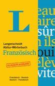 Langenscheidt Abitur-Wörterbuch Französisch - Buch mit Online-Anbindung
