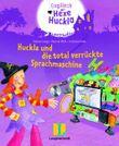 Huckla und die total verrückte Sprachmaschine - Buch mit Musical-CD