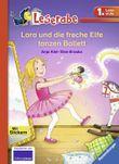 Lara und die freche Elfe tanzen Ballett