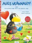 Der kleine Rabe Socke: Alles verknallt! oder Ein kleiner Rabe trifft auf große Liebe   Liebevoll illustriertes Kinderbuch, eine Vorlesegeschichte über Freundschaft, ab 3 Jahren, ideal zum Verschenken