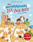 Mein monsterlanges Zick-Zack-Buch: Fang den Schnurk!