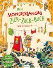 Mein monsterlanges Zick-Zack-Buch: Finde den Hoggel!