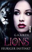 """Buch in der Ähnliche Bücher wie """"Lions - Scharfe Pranken"""" - Wer dieses Buch mag, mag auch... Liste"""
