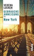 Gebrauchsanweisung für New York