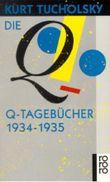 Die Q-Tagebücher 1934 - 1935