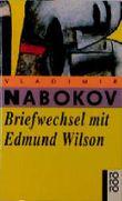 Briefwechsel mit Edmund Wilson