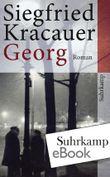 Georg (suhrkamp taschenbuch)