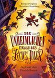 Die unheimlichen Fälle des Lucius Adler - Jagd auf den Unsichtbaren