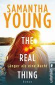 The Real Thing - Länger als eine Nacht