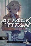 Attack On Titan - The Harsh Mistress of the City 2