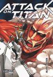 """Buch in der Ähnliche Bücher wie """"Attack on Titan, Band 3"""" - Wer dieses Buch mag, mag auch... Liste"""