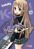 K-On! - Band 4