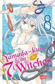 Yamada-kun and the seven Witches 8