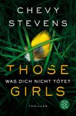Those Girls – Was dich nicht tötet