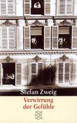Stefan Zweig, Gesammelte Werke in Einzelbänden (Taschenbuchausgabe) / Verwirrung der Gefühle