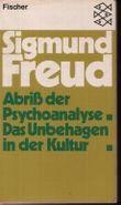 Abriß der Psychoanalyse / Das Unbehagen in der Kultur