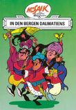 Mosaik von Hannes Hegen: In den Bergen Dalmatiens
