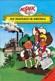 Mosaik von Hannes Hegen: Die Digedags in Amerika