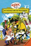 Mosaik von Hannes Hegen: Die Digedags und die Pirateninsel, Bd. 13