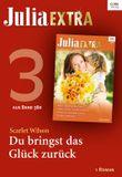 Julia Extra Band 380 - Titel 3: Du bringst das Glück zurück (Julia Extra_eBook)