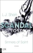 Scandal Love (Sinners of Saint 3)