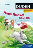 DUDEN Leseprofi 1. Klasse / Leseprofi - Hase Runkel haut ab, 1. Klasse